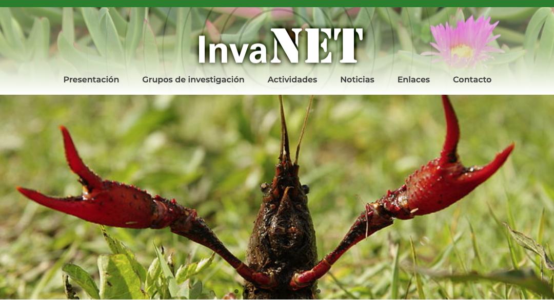 Nace InvaNET, la red estatal de investigación sobre especies invasoras