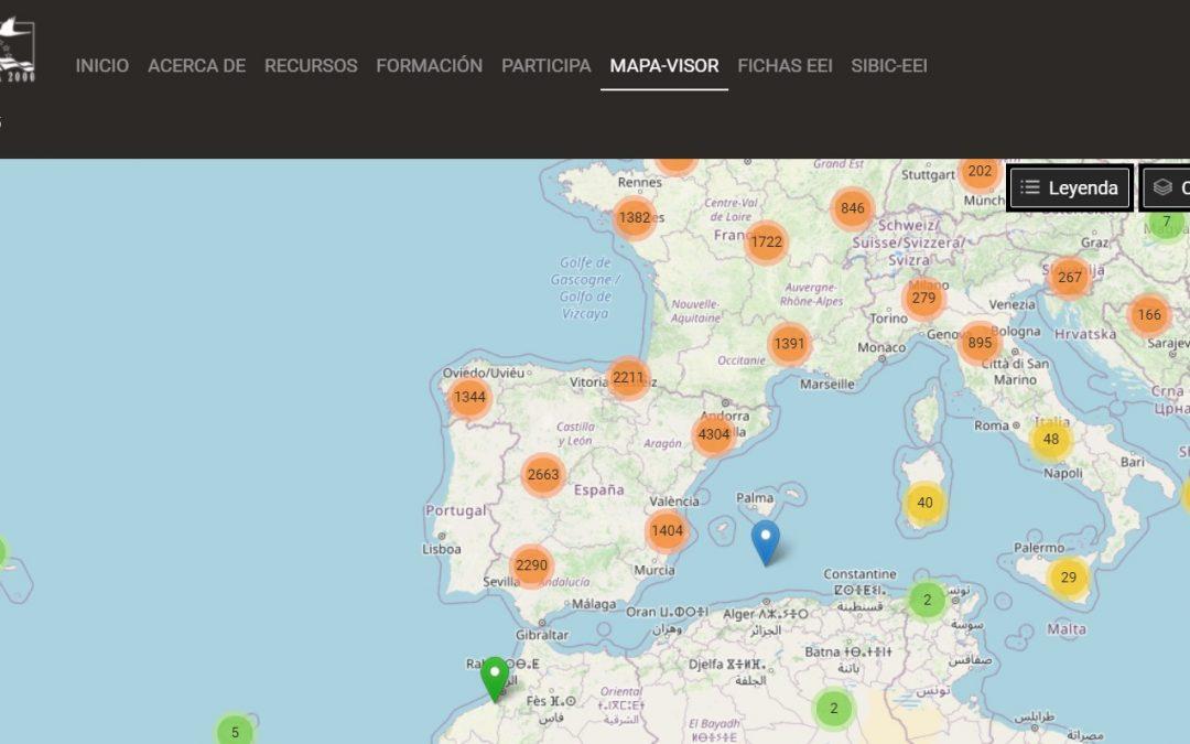 Plataforma IBERMIS: colabora en la lucha contra las EEI
